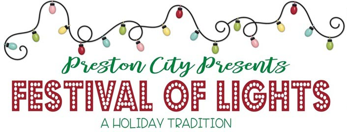 preston idaho festival of the lights