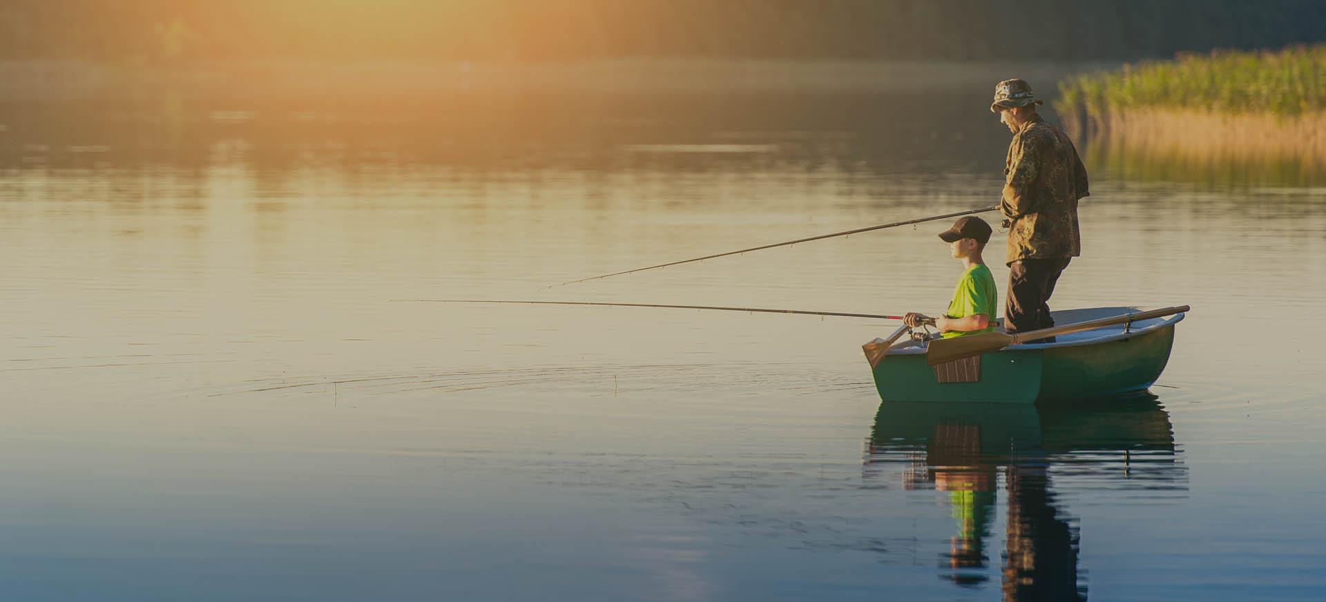 fishing in preston idaho