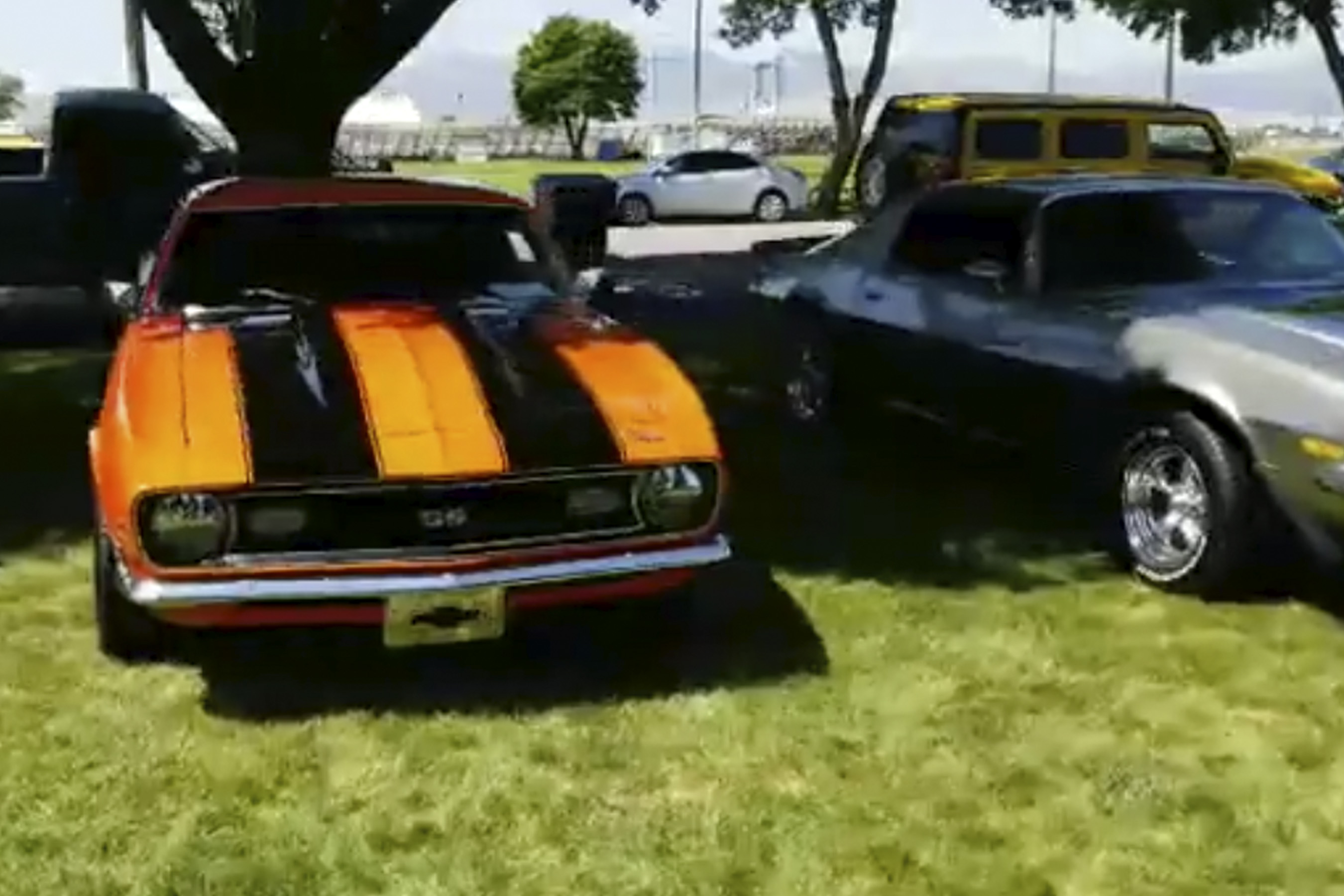 Preston Idaho Car Show